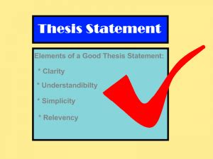 Persuasive Thesis, Thesis Writing Help, Outline, Format