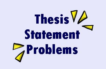 What are the qualities of an argumentative thesis statement